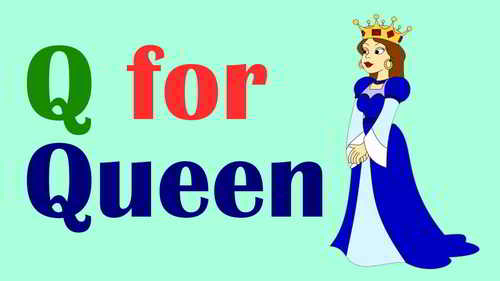 Q FOR QUEEN
